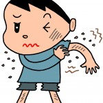 アトピー性皮膚炎でステロイドの塗り方 副作用の為使わない方がいい?