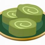 丸久小山園茶房元庵の抹茶ロールケーキはお取り寄せ可能?実店舗情報も紹介!口コミも!
